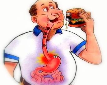 teveel maagzuur klachten